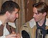 Dva muži v šachu