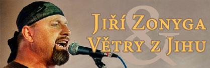 Jiří Zonyga & Větry z jihu