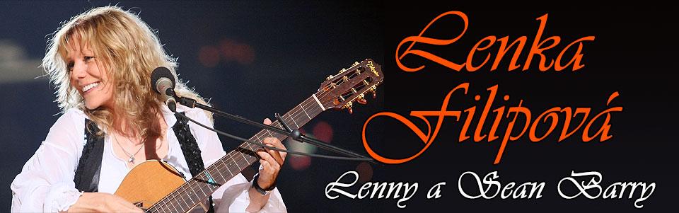 Lenka Filipová a hosté - Lenny a Sean Barry