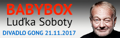 Babybox Luďka Soboty