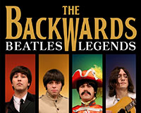 THE BACKWARDS - Beatles revival: BEATLES + SOLO YEARS