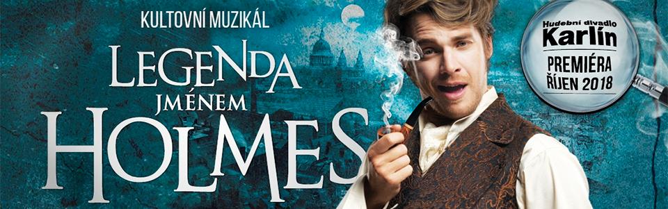 Legenda jménem Holmes