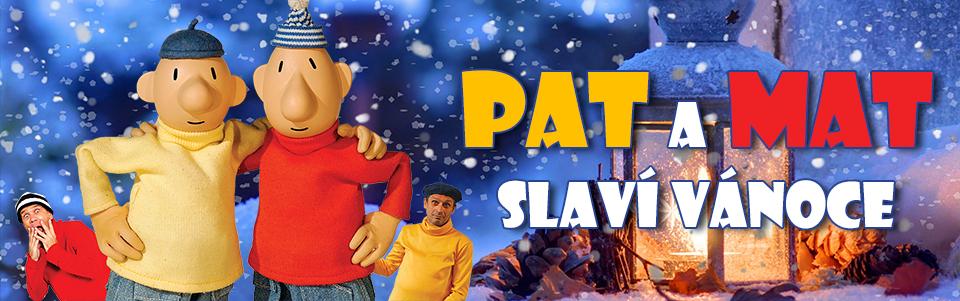 Pat a Mat slaví Vánoce