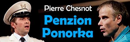 Penzion Ponorka