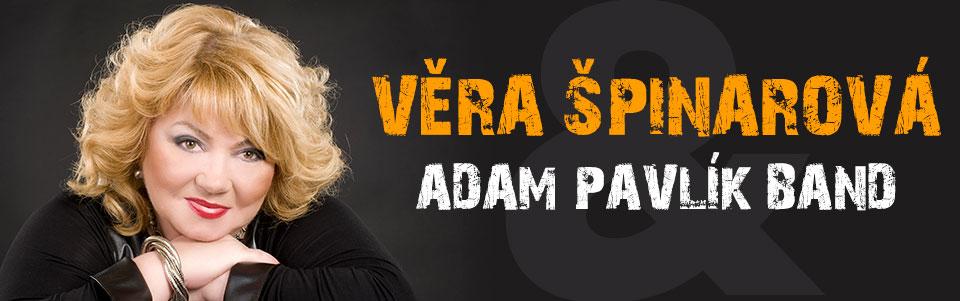Věra Špinarová & Adam Pavlík Band