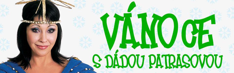 Vánoce s Dádou Patrasovou