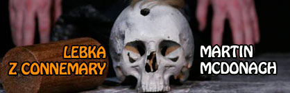 Lebka z Connemary