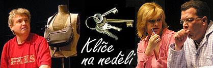 Klíče na neděli
