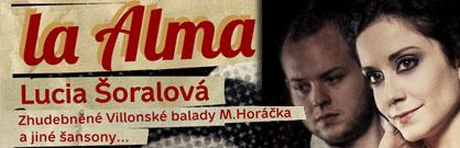 Lucia Šoralová a La Alma