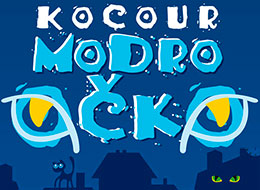 Kocourek Modroočko