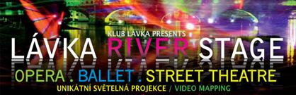 Lávka River Stage 2011