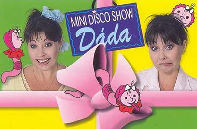 MiniDisco show s Dádou