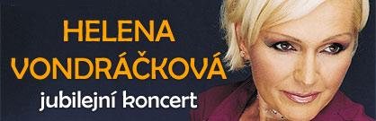 Helena Vondráčková - jubilejní koncert