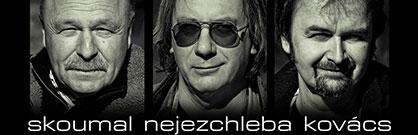 Petr Skoumal - Olin Nejezchleba - Norbi Kovács