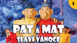 Pat a Mat slaví Vánoce - 1. část on-line na YouTube