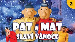 Pat a Mat slaví Vánoce - 2. část on-line na YouTube