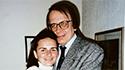 Táta byl introvert, vzpomíná dcera Magdalena