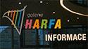 Vstupenky na Letní scénu v prodeji též na recepci Galerie Harfa