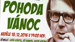 Pohoda Vánoc 14.12.2017 v pražském Divadle Semafor