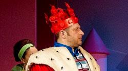 Princové jsou na draka 12.11.2017 v Třebíči