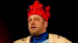 Princové jsou na draka 9.12.2017 v Divadle Bez zábradlí