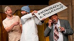 Program Divadla pohádek v lednu 2018