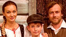 Anče a Kuba mají Kubíčka 27.1.2018 v Divadle Bez zábradlí