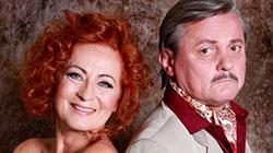 Simona Stašová ve hře Filumena Marturano 2.12.2018 v Divadle Gong