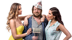 Komedie Natěrač 19.11.2018 v Rapotíně