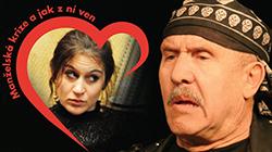 Představení S tvojí dcerou ne! 31.7.2019 na Letní scéně Harfa