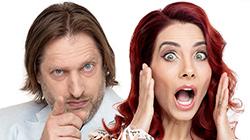 Komedie A do pyžam! 19.8.2019 na Letní scéně Harfa