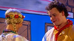Princezna ze mlejna 30.11.2019 v Divadle Image Praha