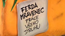 Ferda Mravenec 20.12.2019 v Divadle Bez zábradlí Praha
