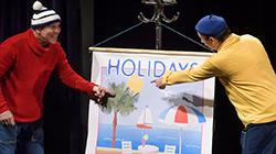 Pat a Mat jedou na dovolenou 21.12.2019 v Divadle Bez zábradlí