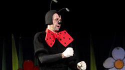 Ferda Mravenec 10.1.2020 v Divadle Bez zábradlí Praha
