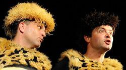 Příhody včelích medvídků 11.1.2020 v Divadle Bez zábradlí