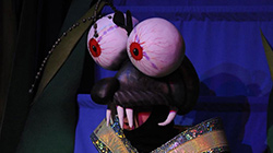 Pohádka Brouk Pytlík 2.2.2020 v Divadle Bez zábradlí
