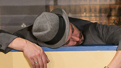 Komedie Příště ho zabiju sám! 10.2.2020 v Divadle Gong Praha