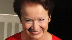 Hana Maciuchová jako Žena Vlčí mák 26.2.2020 v Divadle Gong