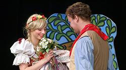Princezna ze mlejna 31.10.2020 v Divadle Image Praha