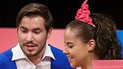 Princové jsou na draka 10.10.2020 v Divadle Bez zábradlí