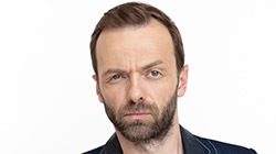 Lukáš Langmajer v Show Jana Krause