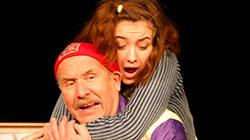 Představení S tvojí dcerou ne! 1.11.2020 v Divadle Gong Praha