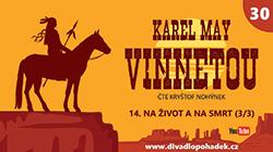 Vinnetou – 30. část on-line na YouTube