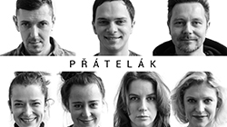 Komedie Přátelák 7.8.2021 na Letní scéně Harfa