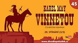 Vinnetou – 45. část on-line na YouTube