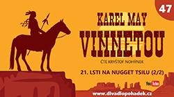 Vinnetou – 47. část on-line na YouTube