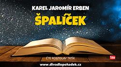 Pohádka Špalíček on-line na našem YouTube