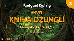První kniha džunglí – 2. část on-line na YouTube