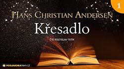 První část pohádky Křesadlo on-line na našem YouTube